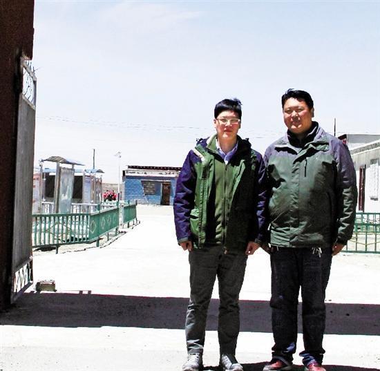 担当作为好干部丨援藏干部俞奉庆:雪域高原是我家