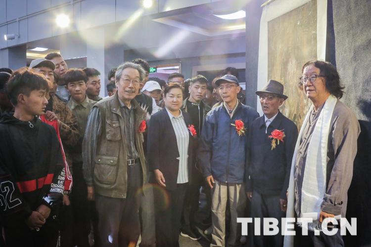 云南历代壁画临摹展走进西藏