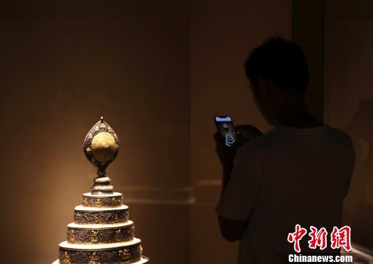 唐蕃古道七省区近200件文物亮相银川