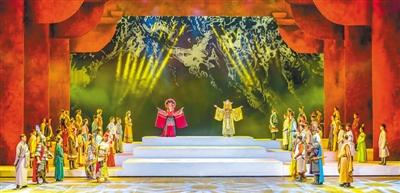 《金城公主》即将正式公演
