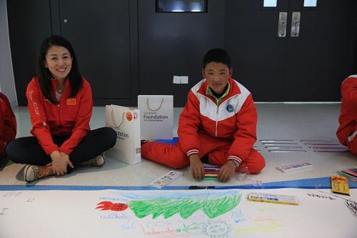 西藏5100:让更多西藏孩子认识外面的世界