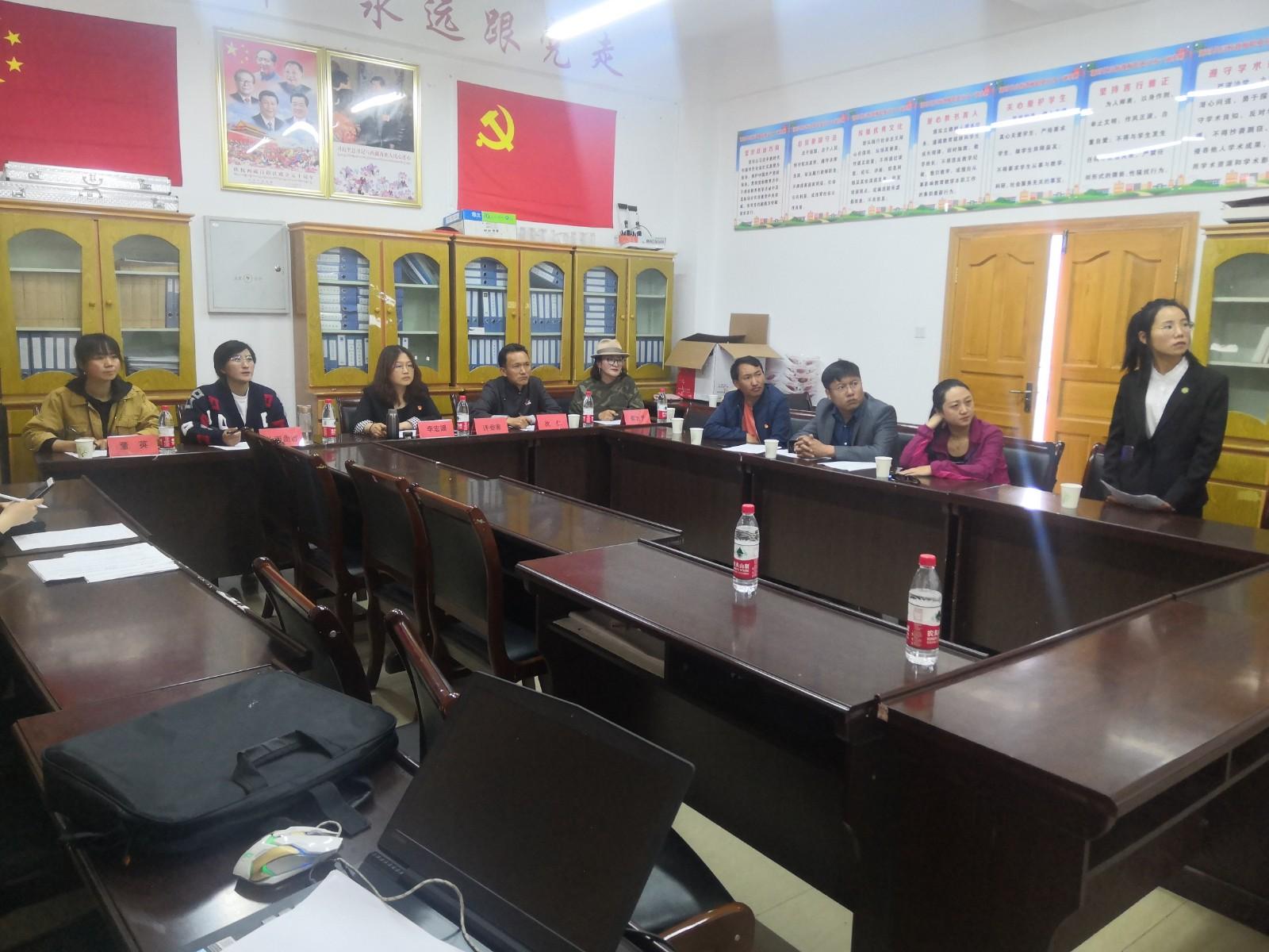 西藏自治区高校十佳学生社团展评比赛活动圆满结束