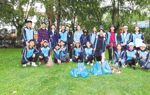 江苏省常州西藏中学开展暑期西藏活动