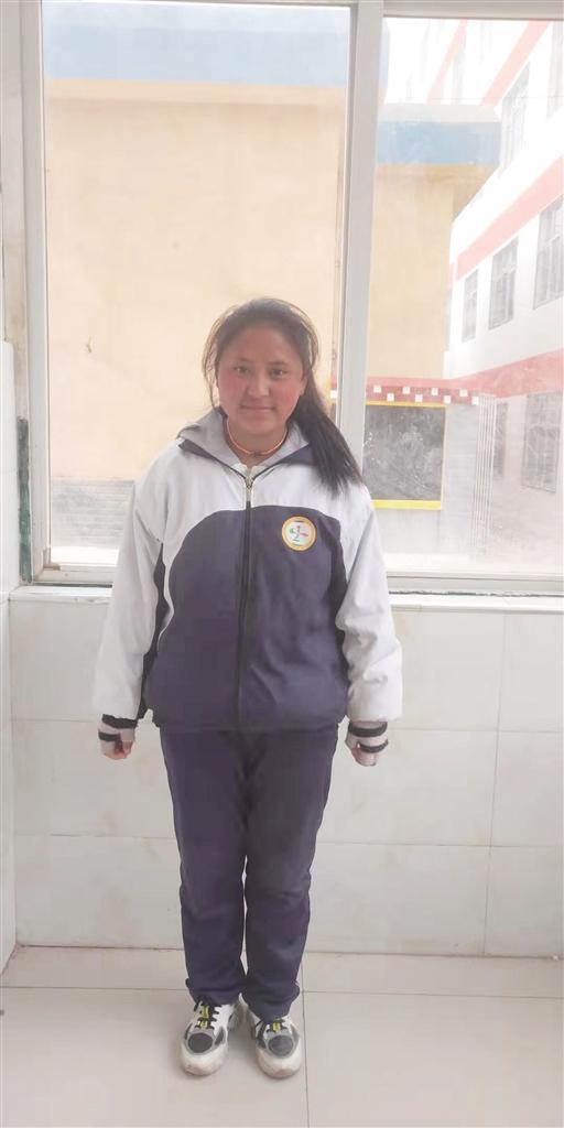 中国好少年14岁女孩拉嘎,生活磨砺让追梦步伐更坚定!