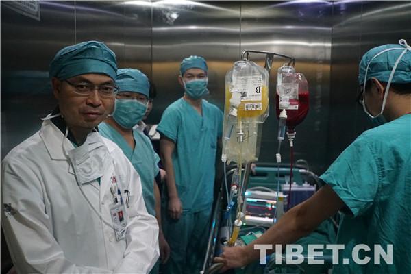 向健康迈进一步 甘肃临潭先心病患儿 在中国人民解放军总医院成功接受一期手术
