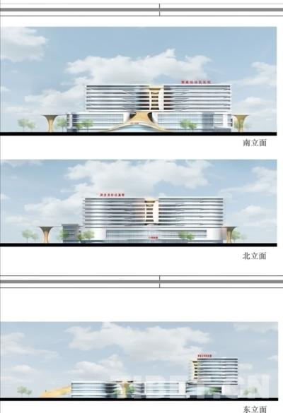 西藏自治区医院建设项目进展顺利