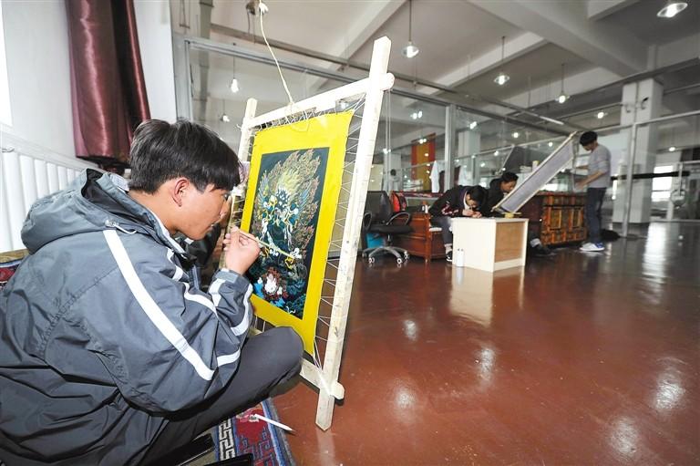 西藏自治区有效保护和传承优秀传统文化