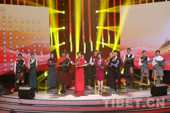 """华青才让勇夺""""2018汉藏双语诗歌大会""""桂冠"""