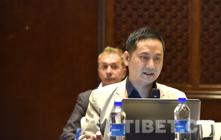 """围绕""""丝路文明中的西藏"""",中国西藏发展论坛的嘉宾都说了啥"""