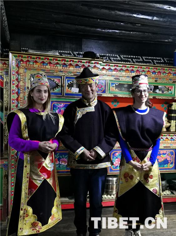 专家:西藏对外开放的自信心态一路都能感觉到