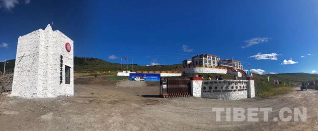 西藏一级唐卡画师赤增绕旦:十年学唐卡,七年建学校