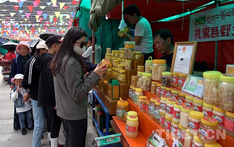 西藏山南市与湖北省联合举办2019中国西藏雅砻文化节