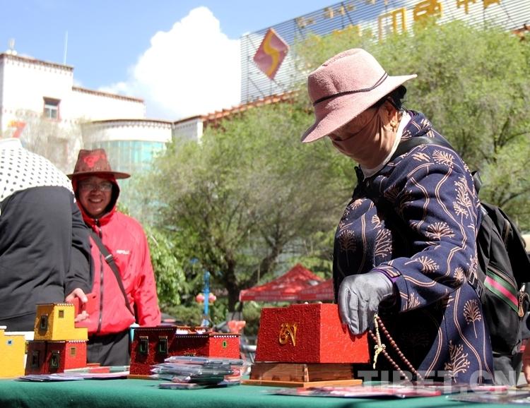 """""""5·19""""中国旅游日 西藏景区请你来嗨"""