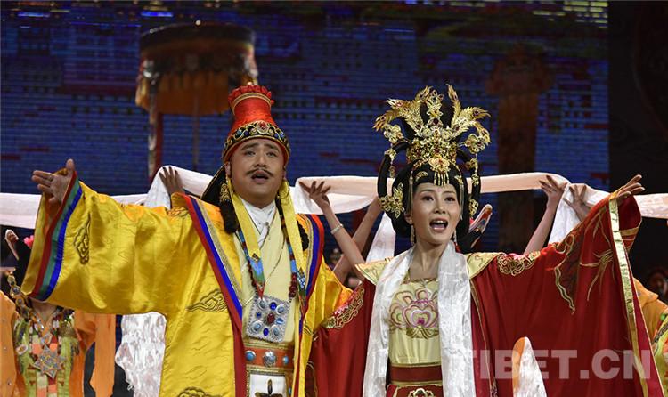 八大藏戏六大数字舞台工程已完成