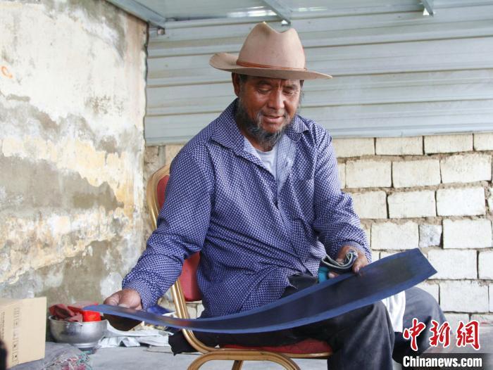 西藏雪拉藏紙:承載千年墨香