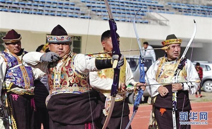 11月17日去西藏林芝体验布年