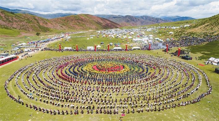保护与传承中的复兴——西藏昌都市非物质文化遗产保护纪实