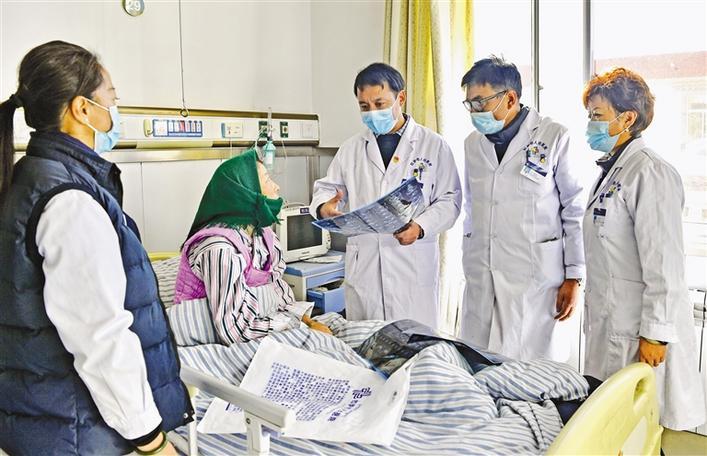西藏包虫病治愈率达到新水平