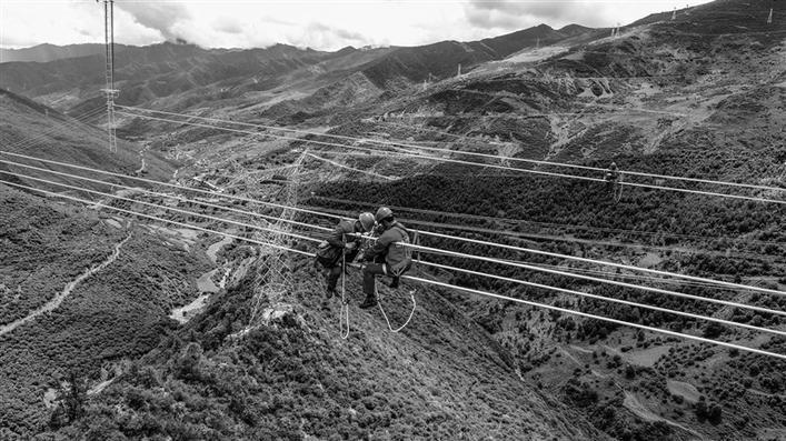 西藏所有县(区)实现主电网全覆盖