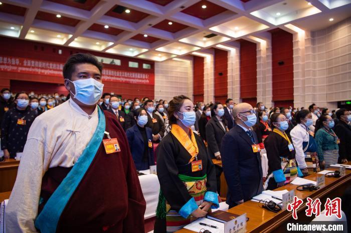 CPPCC第十一届西藏自治区委员会第四次会议在拉萨开幕