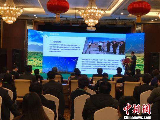 多领域专家学者为青海柴达木循环发展建言献策