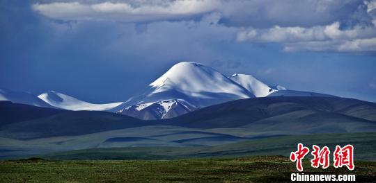 """昆仑山将建Ψ 国家公园地处中国西北被誉""""万山之祖"""""""