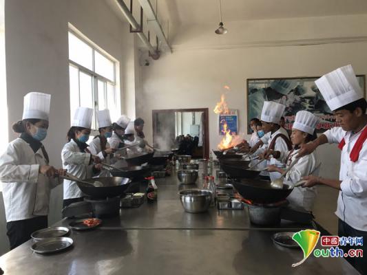 西藏:职业教育助力打好精准脱贫攻坚战