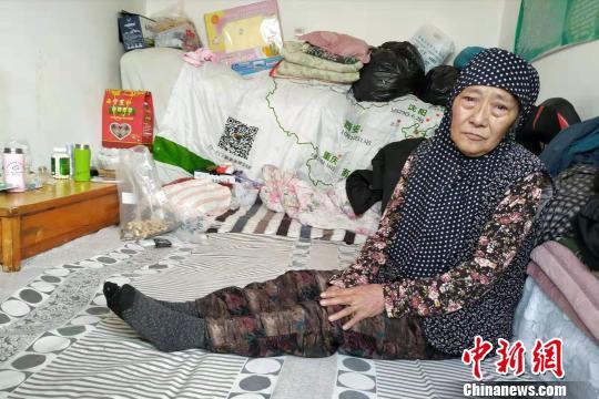 通讯:青海六旬老人坚持行善十余载