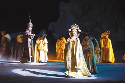 藏文化经典史诗巨作《文成公主》 精良设计铸就艺术精品岳壮伟