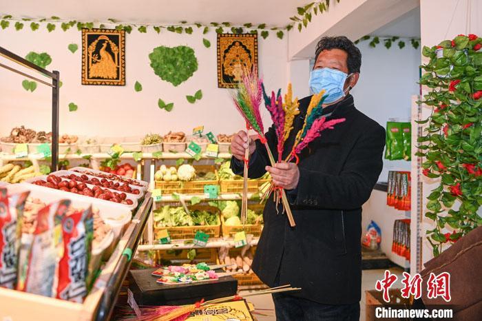 迎接藏历新年:拉萨民众的一次特