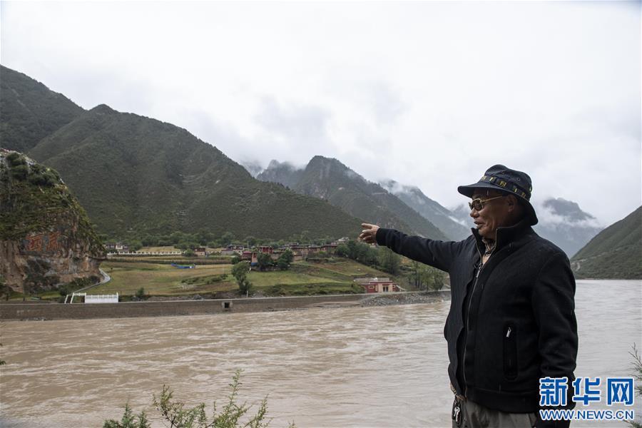 (西藏昌都解放70周年·图文互动)(7)西藏第一面五星红旗曾在这里升起