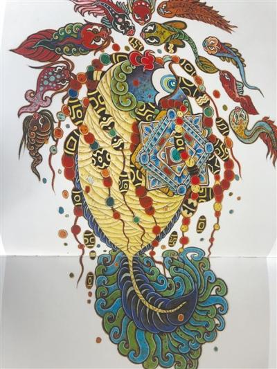 以绘画的名义 向西藏致敬