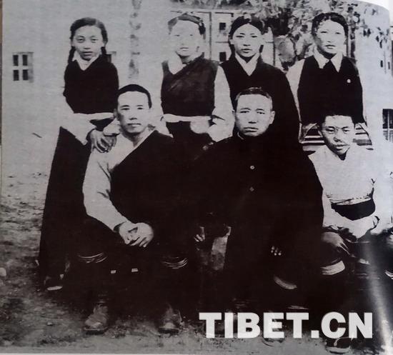 一代藏族巨商以商抗日 维护祖国统一