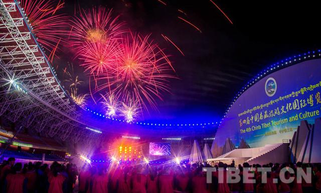 规格高、亮点多、参与广,第四届藏博会圆满闭幕