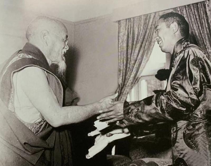 尕藏加:以历史上的高僧大德为榜样 传播中华民族优秀传统文化