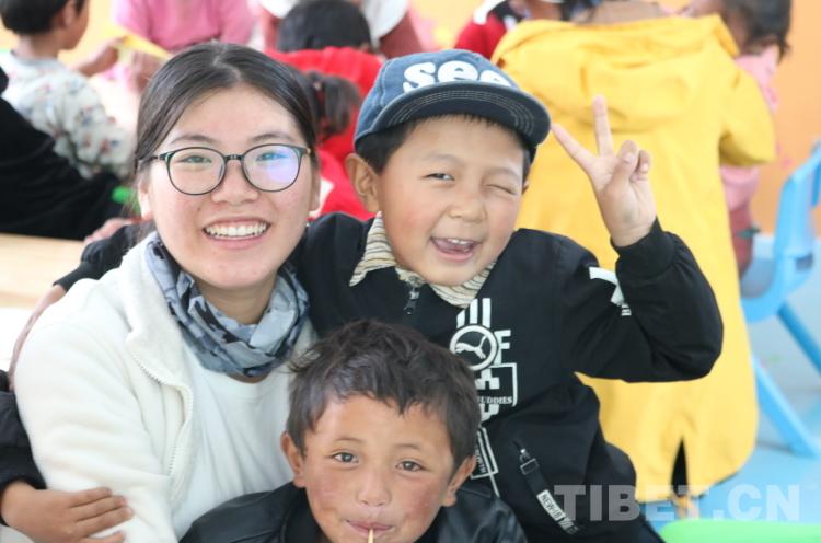 支教结束 故事未完 ——中国农大科考队赴藏支教活动侧记
