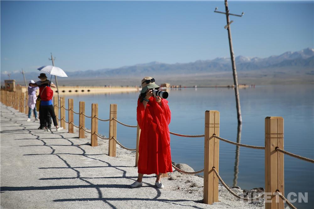【广袤青海】在茶卡盐湖感受自然的馈赠