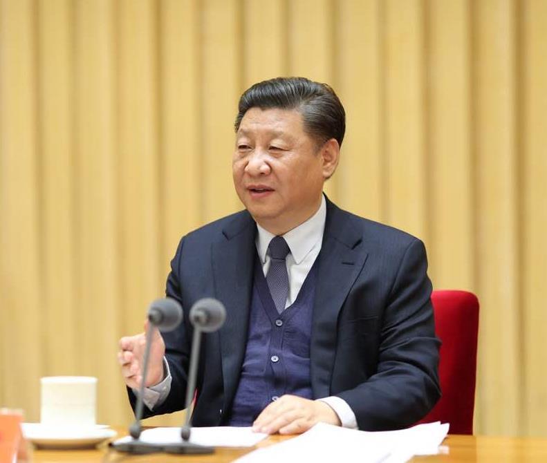 1月15日至16日,中央政法工作会议在?#26412;?#21484;开。中共中央总书记、国家主席、中央军委主席习近平出席会议并发表重要讲话。
