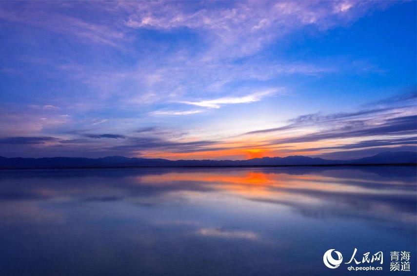 10月1日至3日 青海茶卡盐湖景区