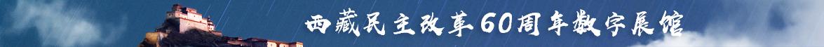 西藏民主改革60周年网上展馆