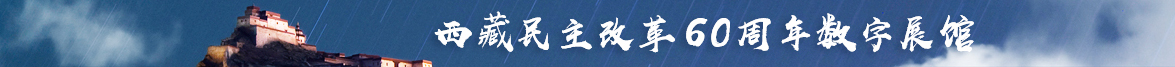 西(xi)藏民(min)主改革60周(zhou)年(nian)網上展館