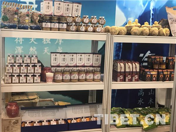 拉萨净土产品进入京城市场 开设16家实体店