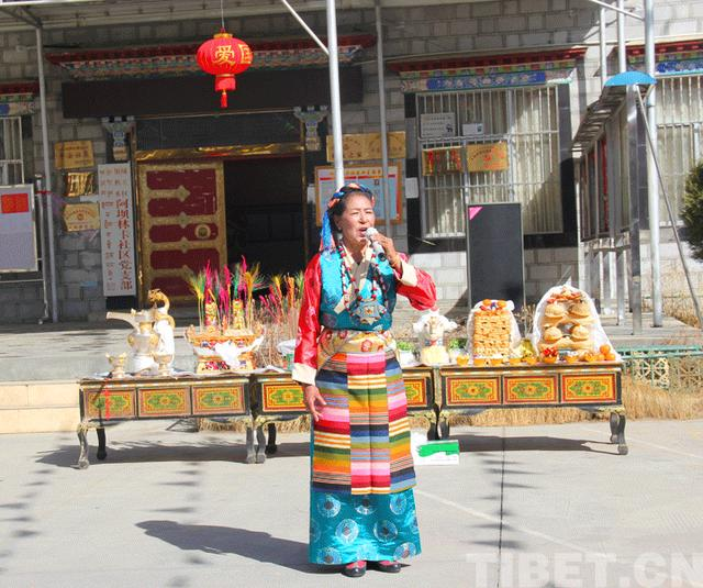 2017年西藏节日盘点:民族风情_多姿多彩