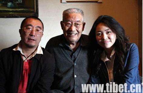 """悼念""""老西藏的代表和榜样""""李佐民先生"""