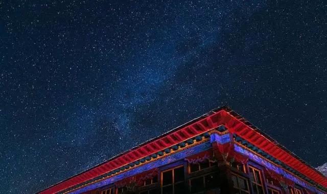 世界暗夜保护地 | 西藏星空到底有多震撼?