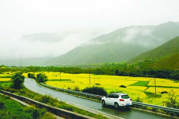 西藏:绘就新时代美丽乡村新画卷