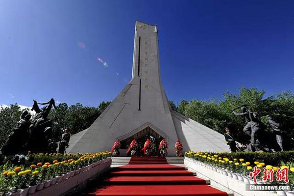 世界屋脊的人间奇迹——记西藏和平解放67周年