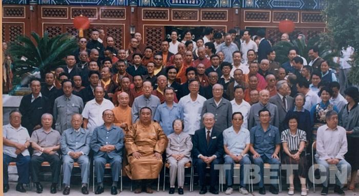 【一代宗师】十世班禅与中国藏语系高级佛学院的渊源