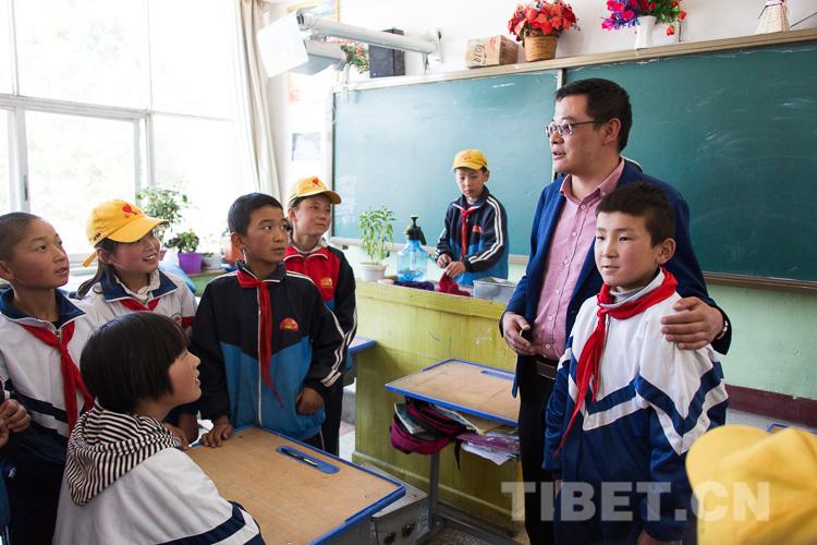 王韵铭:心手相牵,多民族学校内的交流交融