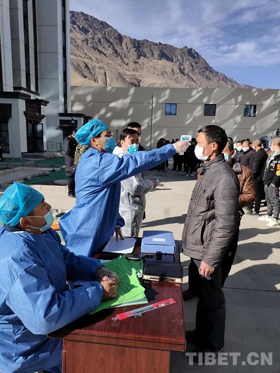 西藏山南周转房变隔离留观点 助力企业复工复产